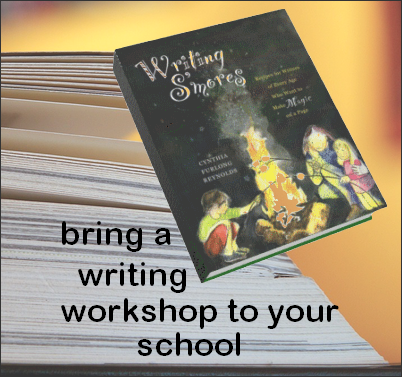 Writing S'Mores Workshops with Cynthia Reynolds