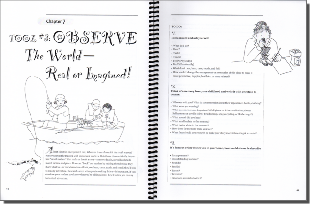 Inside the Writing Workbook